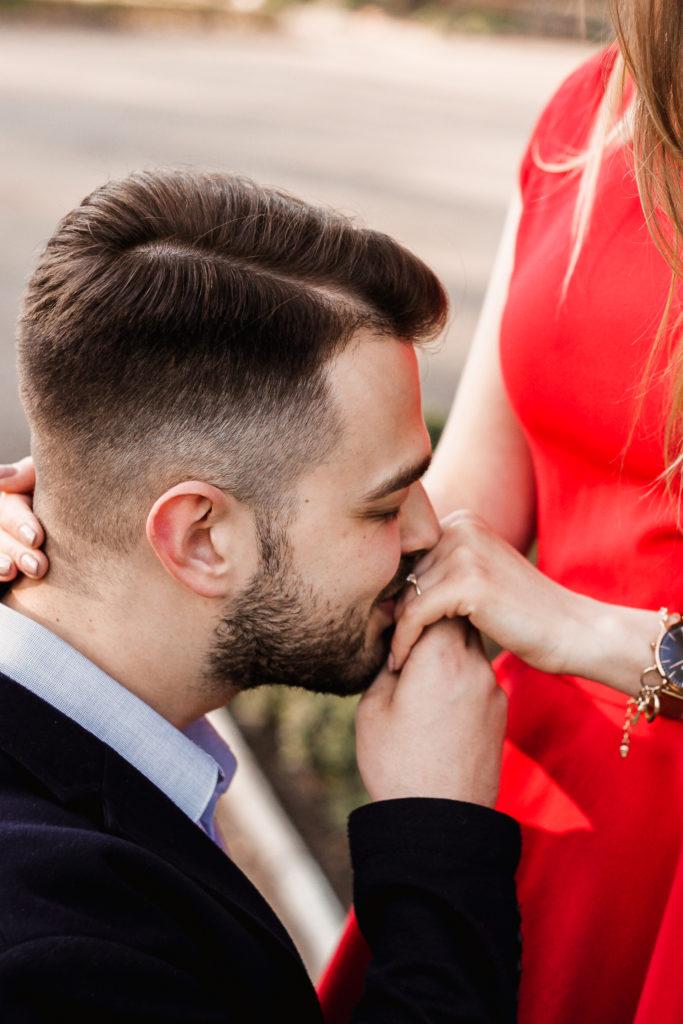 sesja zaręczynowa poznań