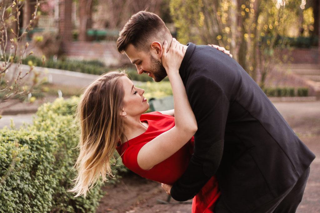 tania romantyczna sesja poznań