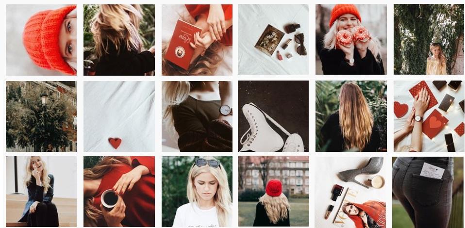 spójność na instagramie jak ją uzyskać
