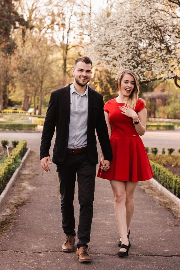 plener poślubny poznań