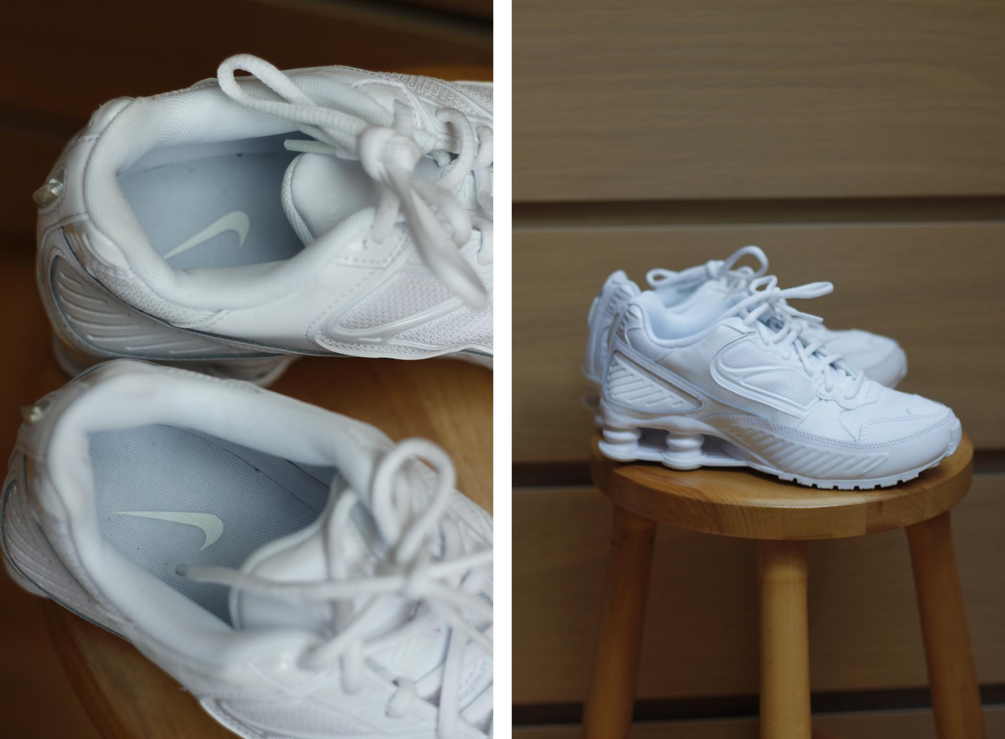 Nike Shox Enigma 9000 recenzja bieganie jak zaczęłam lubić sport